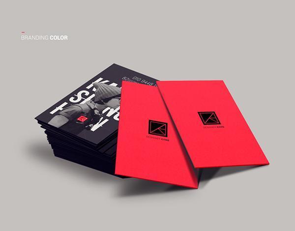 اللون الأحمر وتأثيره على التصميم