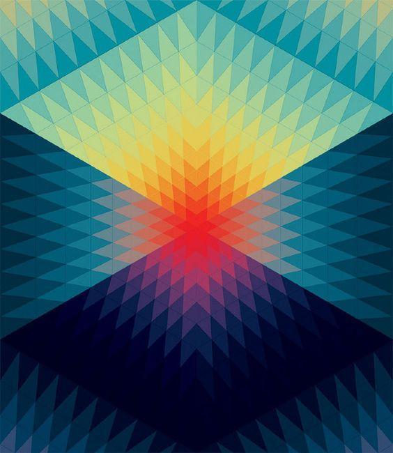 الملامس والألوان وتأثيرها على التصميم
