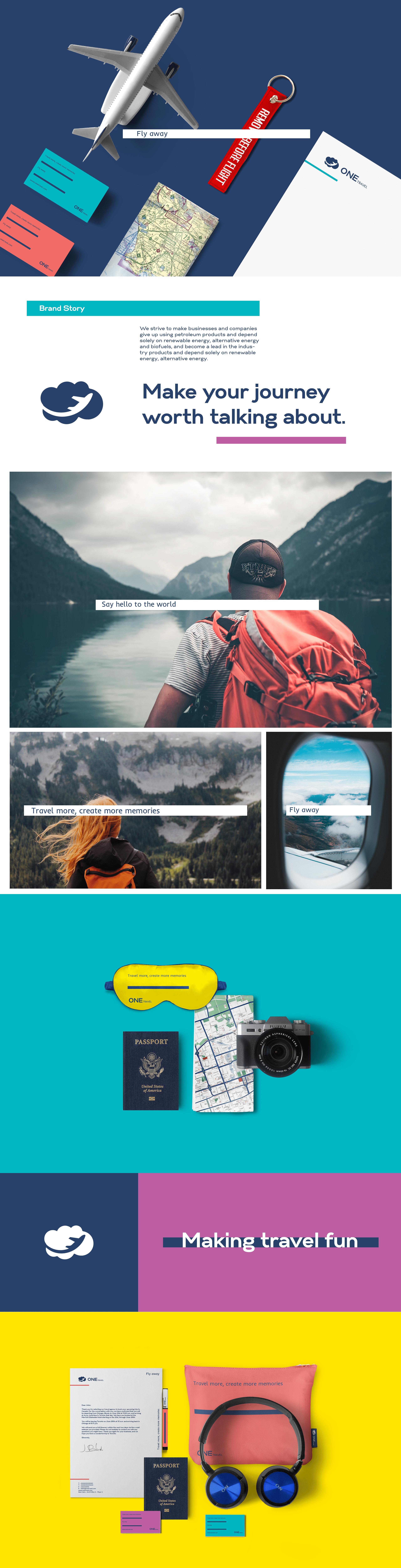 One Travel journey