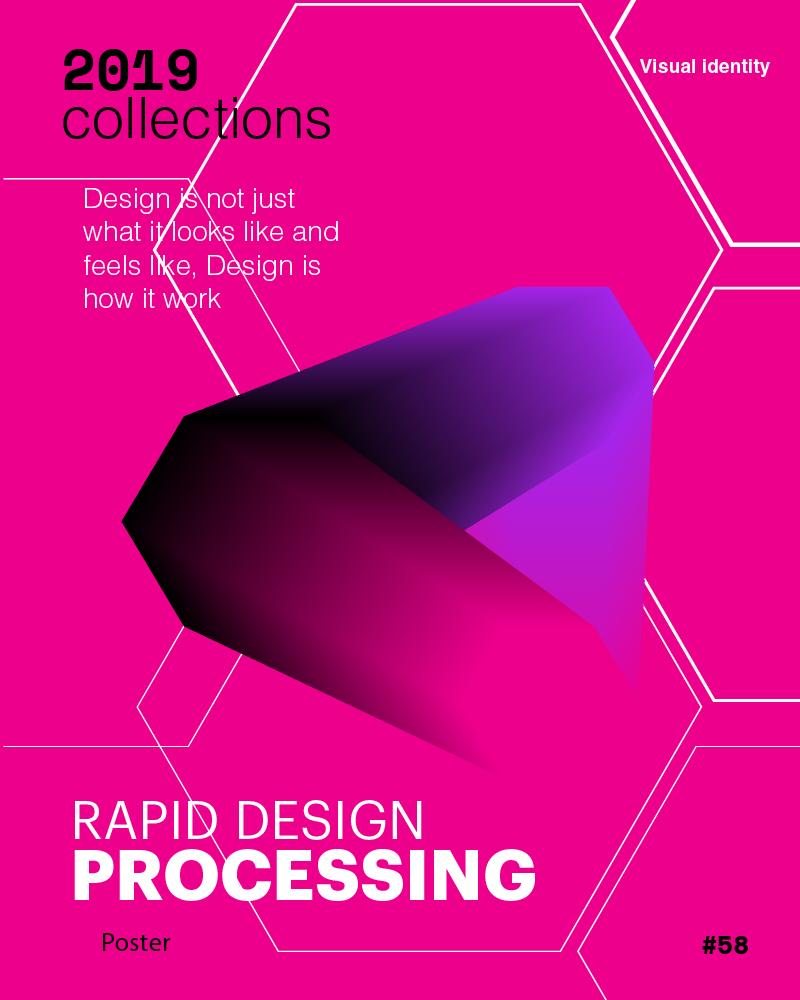 Rapid Design Processing